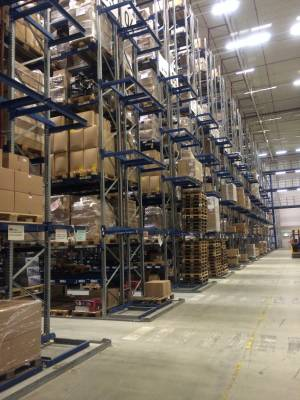 Regallager für Warehousing - Bild 1